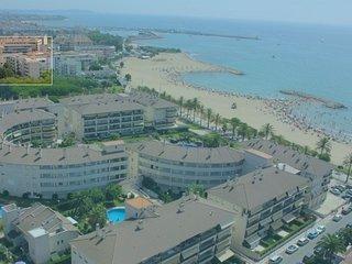Apartamento tranquila para 6 personas en Cambrils(131728)