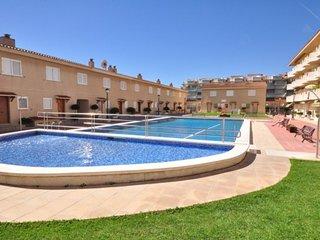 Apartamento vista a la piscina para 6 personas en Cambrils(106590)