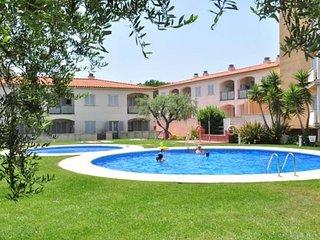 Apartamento vista a la piscina para 6 personas en Cambrils(59056)