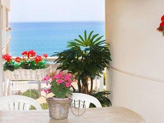 Apartamento vista a la piscina para 6 personas en Miami Playa(59130)