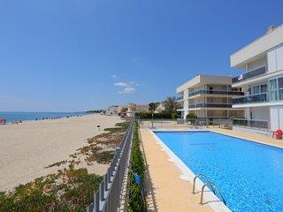 Apartamento vista a la piscina para 6 personas en Miami Playa(59131)