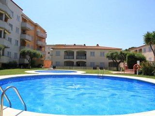 Apartamento vista a la piscina para 8 personas en Cambrils(71378)