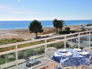 Apartamento vista a la playa para 4 personas en Hospitalet de L´Infant(59203)