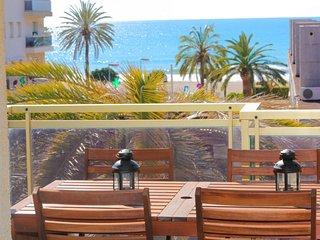 Apartamento vista a la playa para 6 personas en Cambrils(63716)