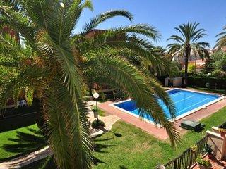 Apartamento vista al jardin para 4 personas en Cambrils(78828)