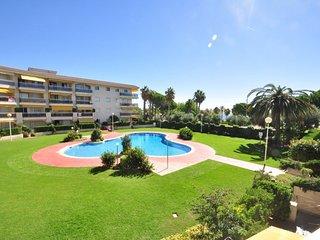 Apartamento vista al jardin para 6 personas en Cambrils(59151)