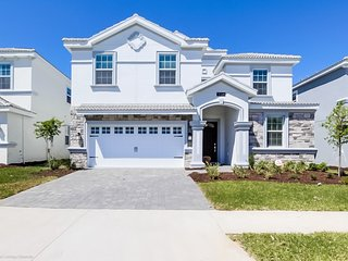1594SAND Amazing Champions Gate 8 Bedroom 5 Bath