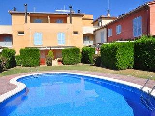Casa vista a la piscina para 10 personas en Cambrils(79976)