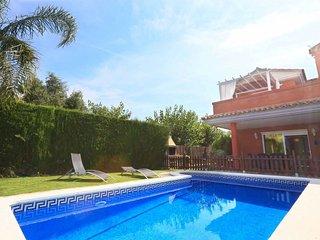 Casa vista a la piscina para 8 personas en Cambrils(146655)