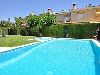 Casa vista a la piscina para 8 personas en Cambrils(59051)