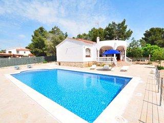 Villa dentro urbanizacion para 8 personas en Ametlla de Mar(59360)