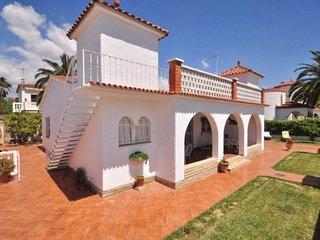 Villa tranquila para 8 personas en Cambrils(110830)
