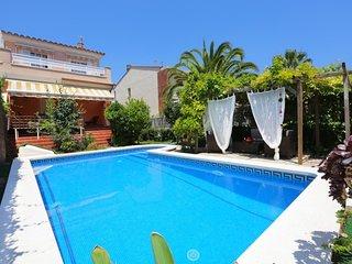 Villa vista a la piscina para 8 personas en Cambrils(118491)