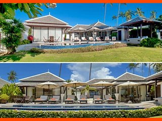 Villa 236 - 2 Side By Side Beach Front Villas