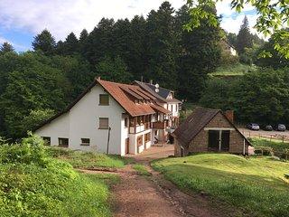 Gîte des deux Châteaux