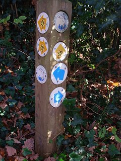 The Kernel is on the Wye Valley Walk