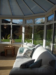 Comfortable Conservatory