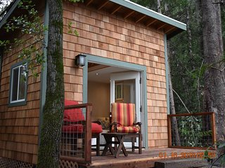 Casita in the Redwoods of Santa Cruz Mountains