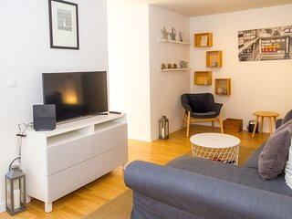Liiiving in Porto | Downtown Terrace Apartment