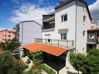Private suites Crikvenica 5493 1-room-suite