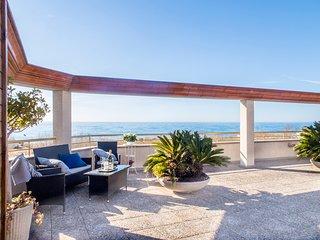 Terraza 170 m2