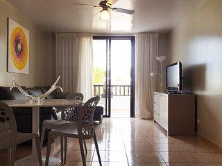 Two bedrooms apartment in Parque Santiago II