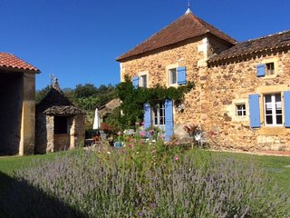 Le Grenier Gite - very romantic, very French and very quiet