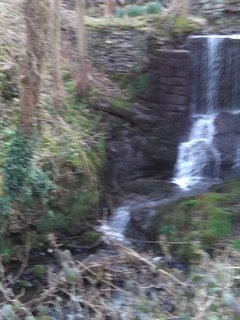 This waterfall is in Lindale village