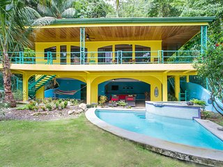 Casa Filo de la Selva, Beautiful Jungle House