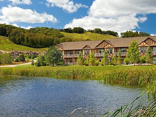 Mountain Run Resort, Boyne Falls, MI - 2 Bed 2 Bath Co