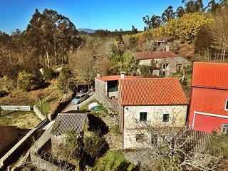 Ref. 11938 Casa tradicional gallega en Rias Baixas