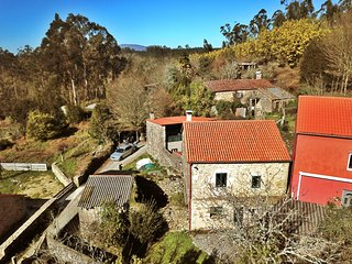Ref. 11938 Casa tradicional gallega en Rías Baixas