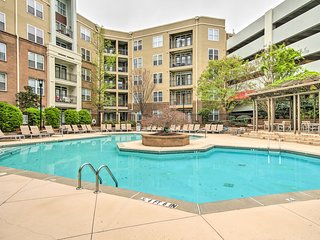 Atlanta Condo in Atlantic Station w/ Pool Access!