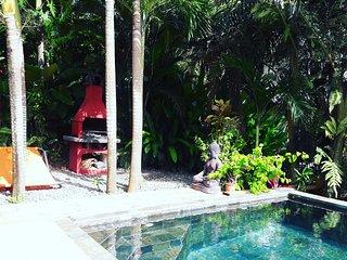 MUSCADE LODGE, Villa au sud de la Martinique avec vue époustouflante  la vallée