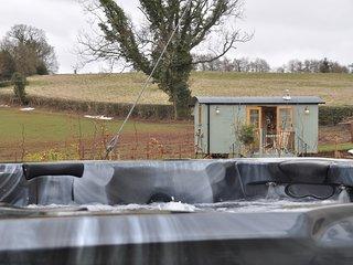 58310 Log Cabin situated in Abergavenny (2mls NE)