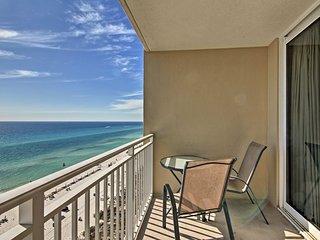 Panama City Beach Condo w/Ocean View & Resort Pool