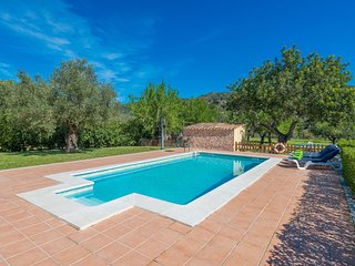 GARRETA - Villa for 4 people in Campanet