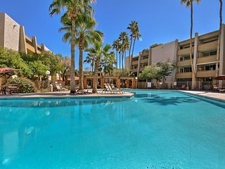 NEW! Old Town Scottsdale Condo w/ Pool Near Bars!