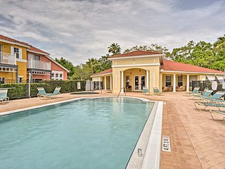 Enjoy access to pristine community amenities at Lake Berkley Resort.