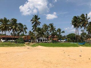 Blue Peacock beach house, Hikkaduwa, Sri Lanka