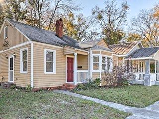 NEW! Historic Savannah House - 2 Miles to Dwtn!