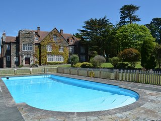 ALSTON HALL, magnificent country house, sleeping 38 with indoor and outdoor pool