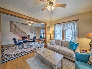 Urbana Home ~ 30 Min to Buck Creek & Mad River Mtn