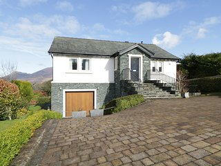 CLOUD END, luxurious and spacious, beautiful views, WiFi, edge of Keswick, ref:9