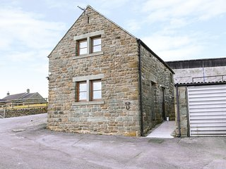 SHIRE COTTAGE, stone barn conversion, stunning countryside views, exposed beams,