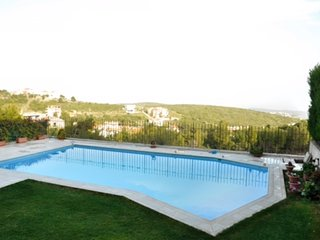 Maisonette Dioni 120sq.m with pool