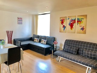 Two bed two bathroom flat in the heart of Brick Lane