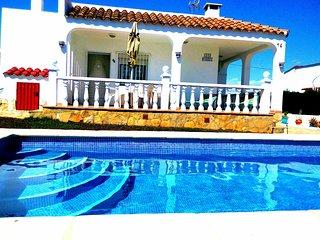 Villa holidays Peniscola