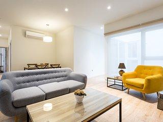 Apartamentos Lanza 03, 2D+2B en Edificio con consigna y parking
