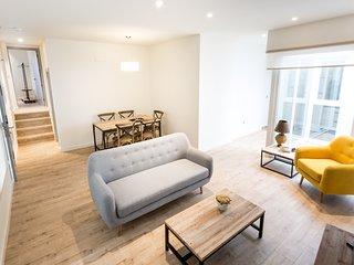 Apartamentos Lanza 06, 3D+2B en Edificio con consigna y parking